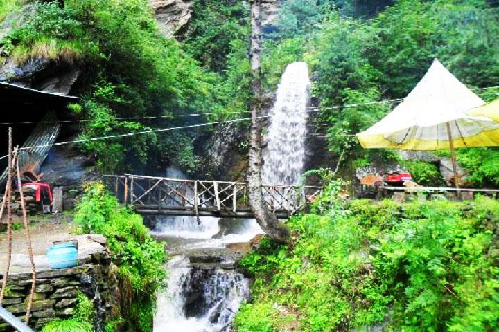 Jana Waterfall