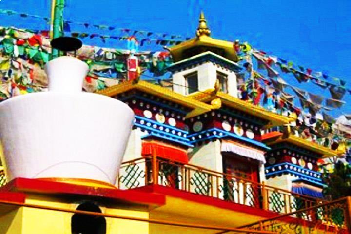 Tsuglagkhang Complex ( DalaiLama Temple )