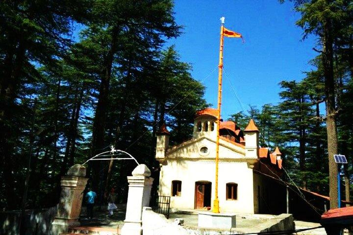 Chail Gurudwara Sahib