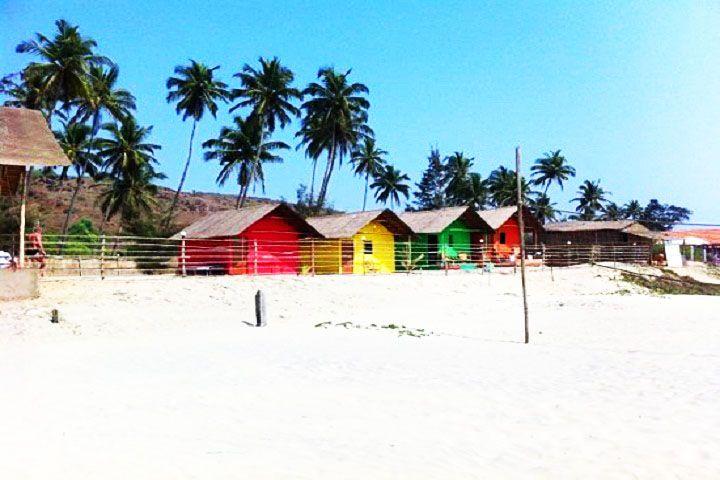 Mandrim Beach