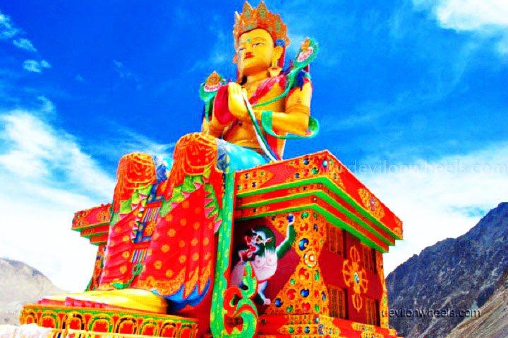 Deskit Monastery Leh