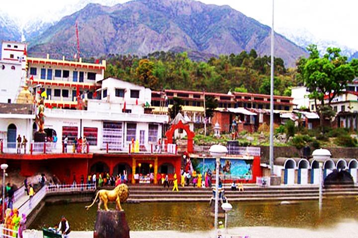 Chamunda Devi Ji Temple