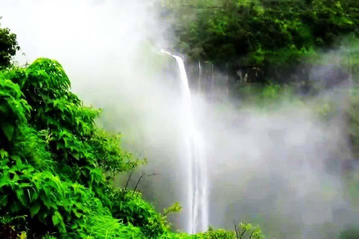 Bhilar Waterfalls mahabaleshwar