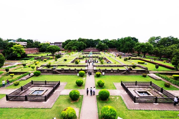 Shaniwar Wada Palace