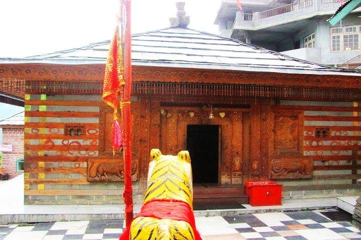 Jagannathi Temple