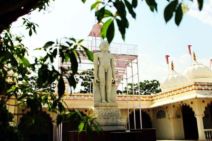Gommatagiri Digambar Jain Temple