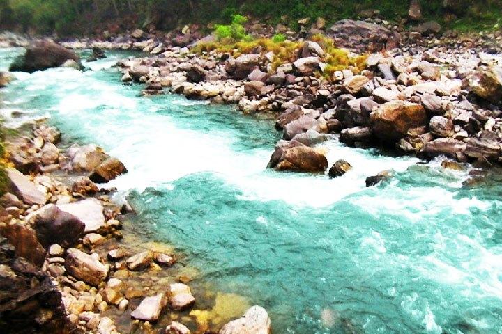 kosi river ramnagar