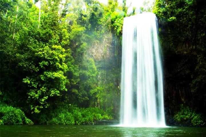 Corbett Waterfall, Corbett