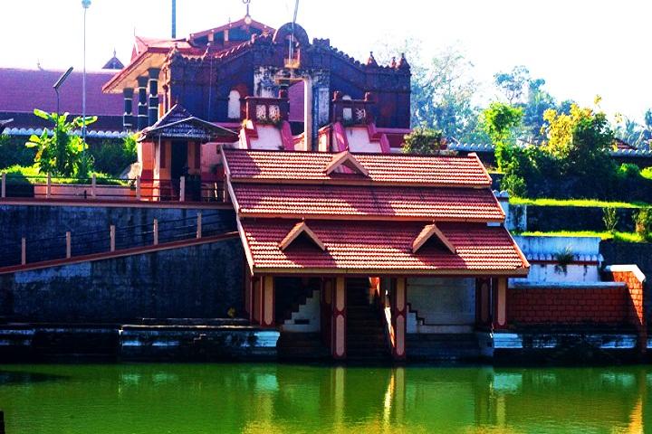 Trichambaram Sree Krishna Temple