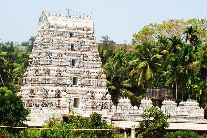 Durgaparameshwari Mahakali Kashi Kala Bairaveshwar