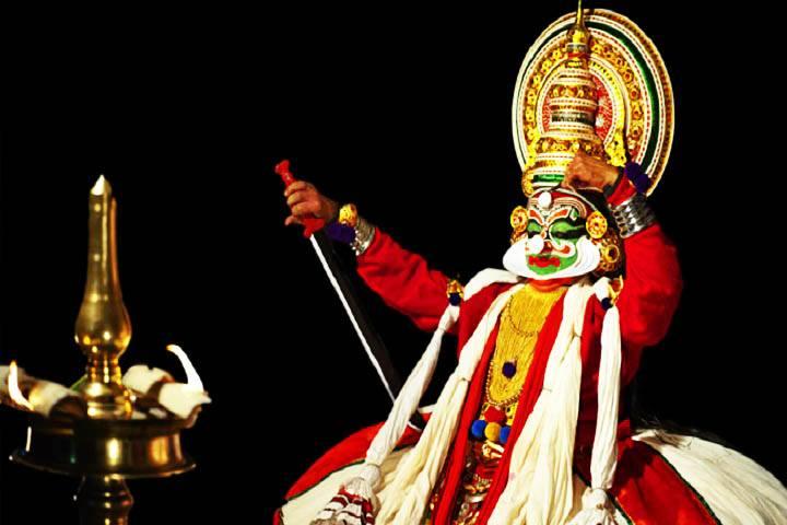 Kerala Kathakali Centre cochin