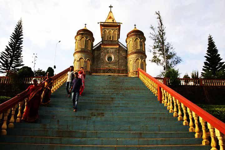 Pattumala Velamkanni Matha Church