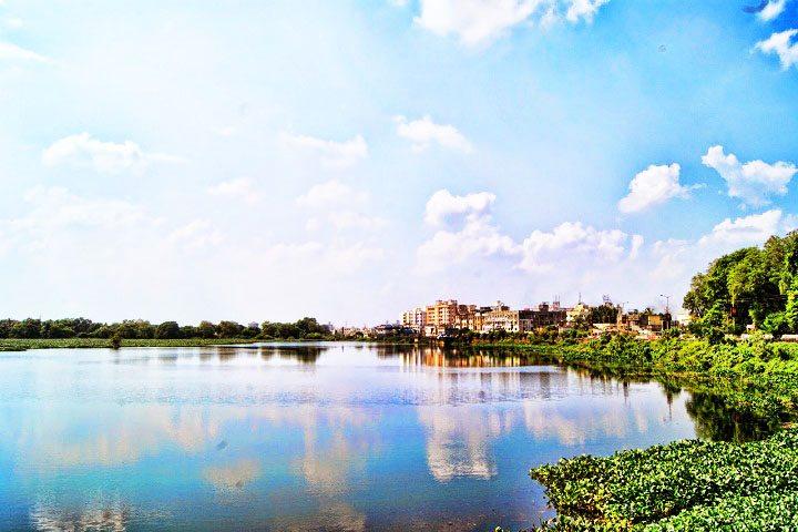 Narsinh Mehta lake