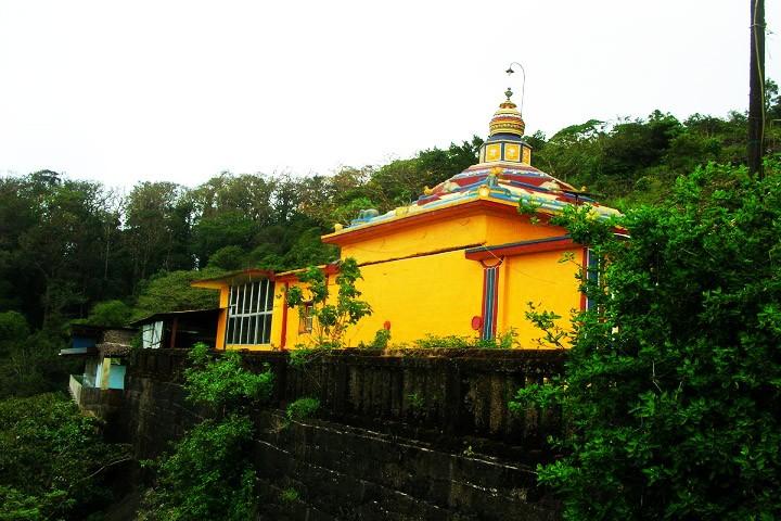 Shri Karikaan Parameshwari Temple