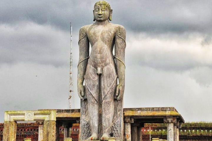 Bhagawan Bahubali Idol Shravanabelagola
