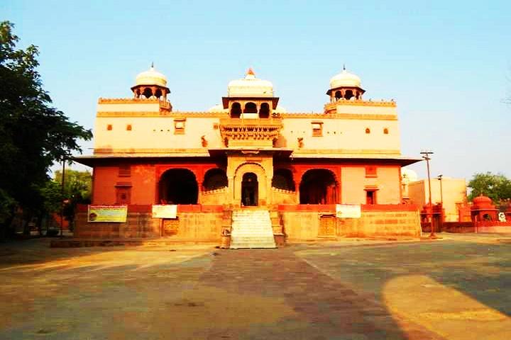Shiv Temple - Shivbari