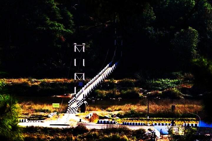 Stone Bridge Jowai