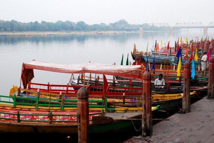 Vishraam Ghat