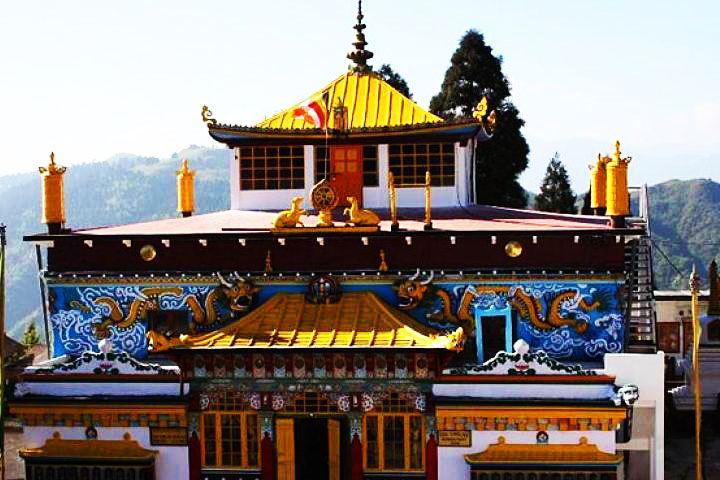 ghoom monastery darjeeling