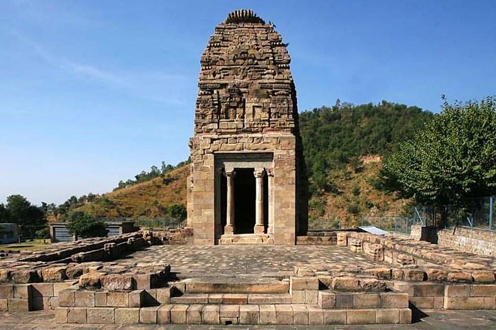 Krimchi Temples