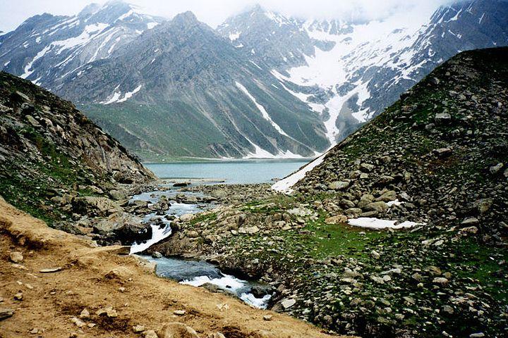 Sheshnag Lake