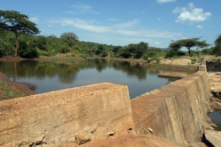 Hatnur Dam
