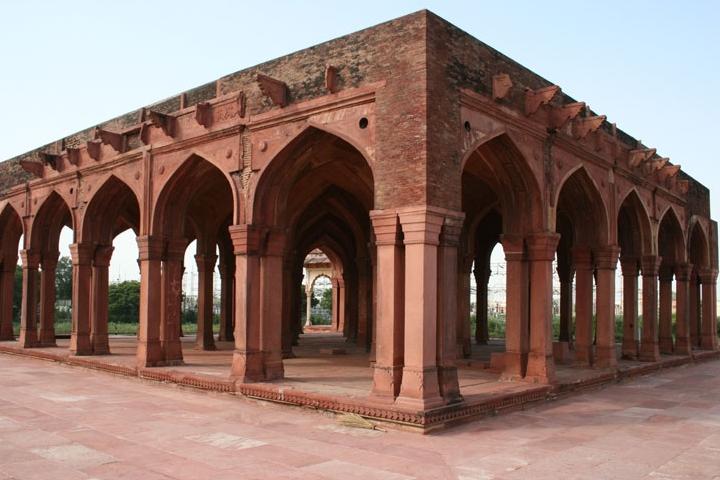 Salabat Khan's Tomb