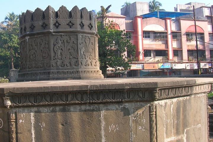 Kanhoji Angre Samadhi