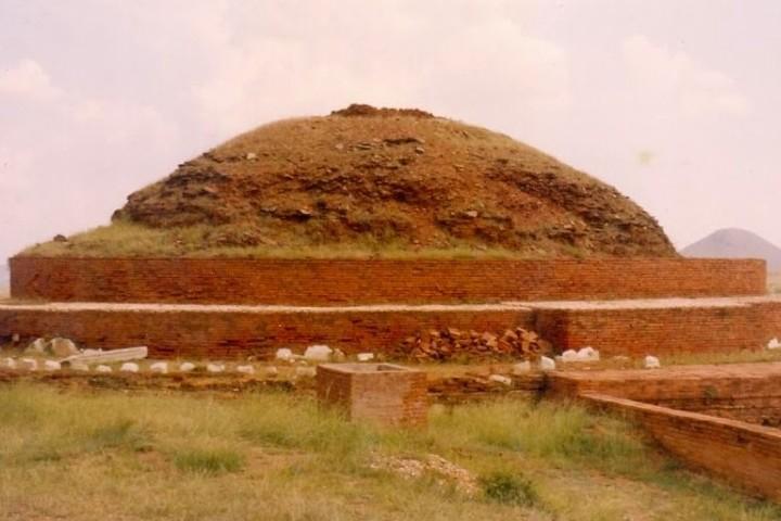 Chandavaram Excavation Site
