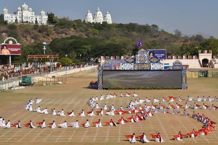 Sri Sathya Sai Hill View Stadium