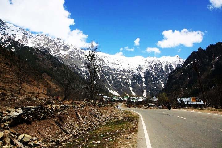 Sonamarg, Srinagar