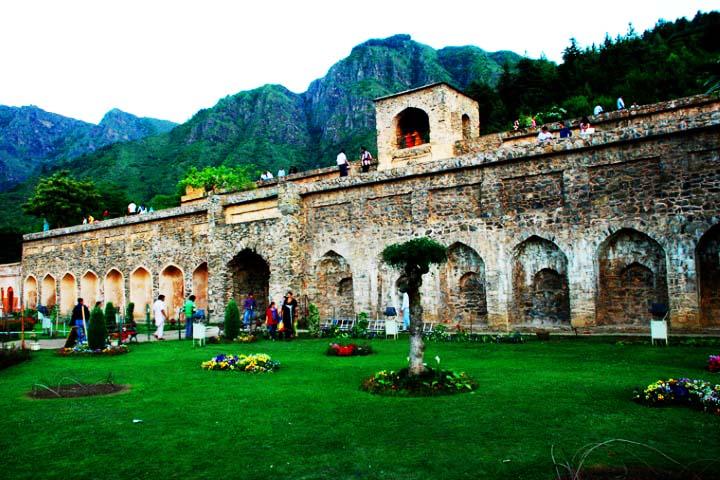 Pari Mahal or Quntilon, Srinagar