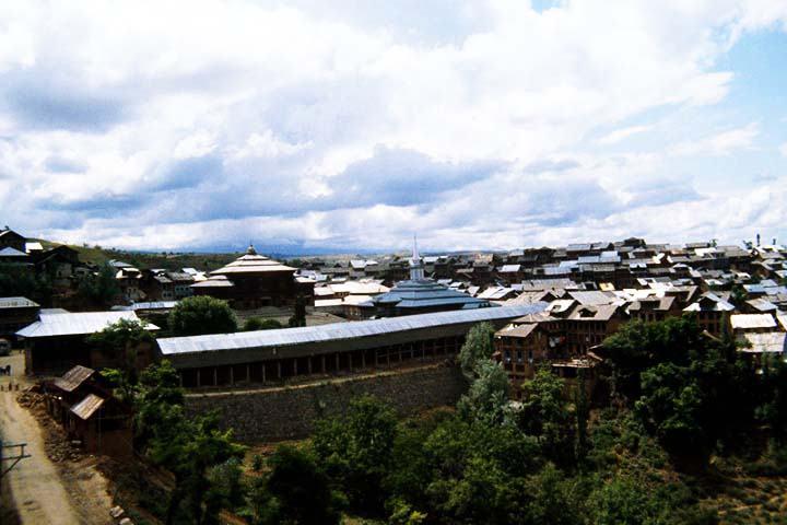 Charar-i-Sharif, Srinagar