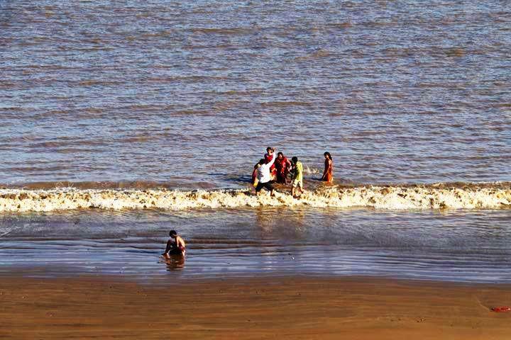 Kuda Beach, Bhavnagar, Gujarat