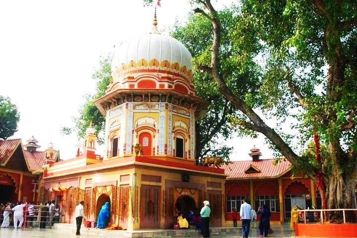 Trilokpur Temple