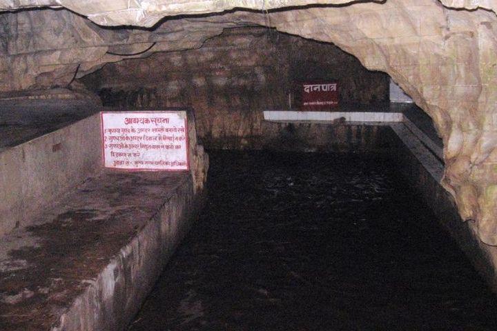 Gupt Godavari Caves