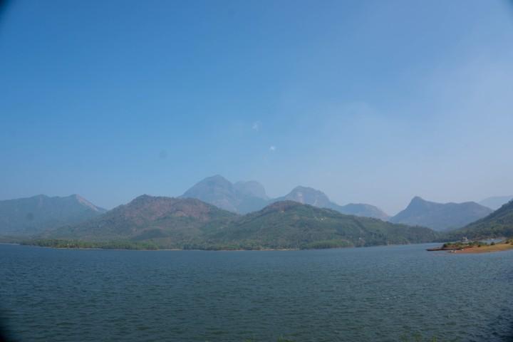 Kanjirapuzha Dam