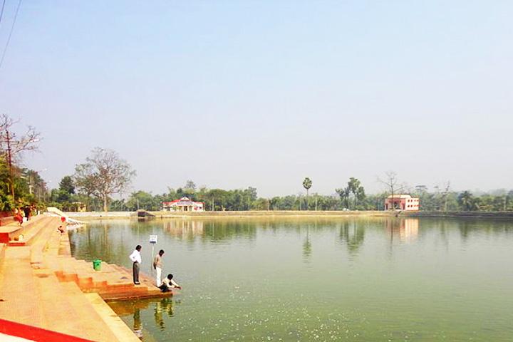 Kalyan Sagar Lake agartala