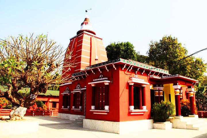 Venuban Vihar Buddha Shrine