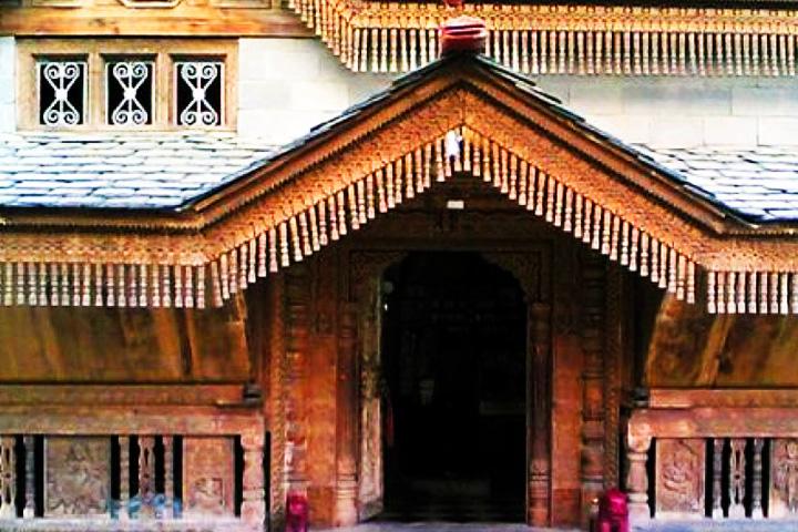 Kamaksha Devi Temple