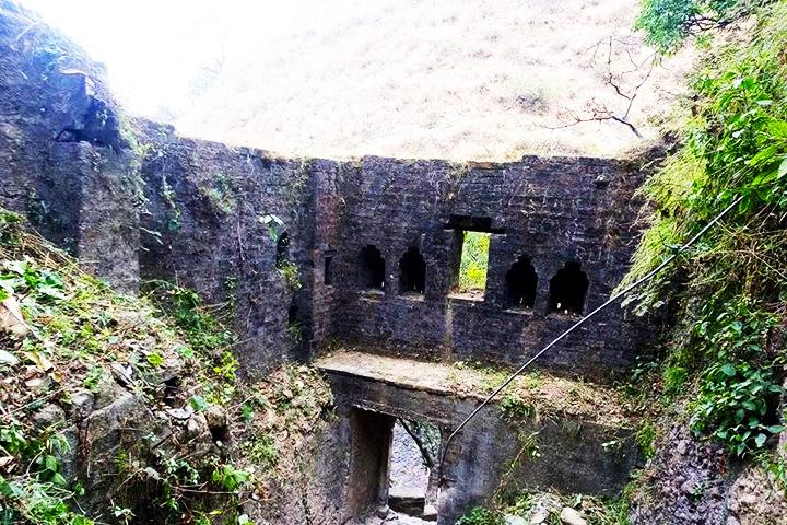 Kamlahgarh Fort mandi
