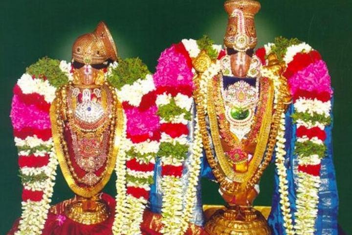 Sri Nindra Narayana Perumal Temple sivakshi