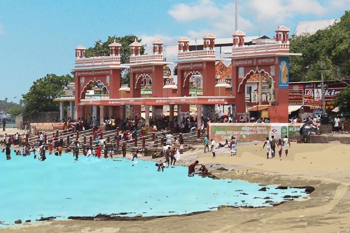 Agnitheertham (Rameswaram)