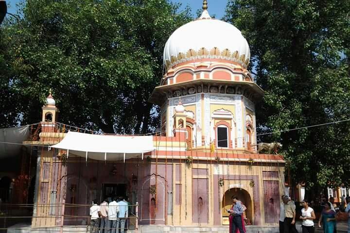 Shri Mahamaya Balasundari Jee Temple