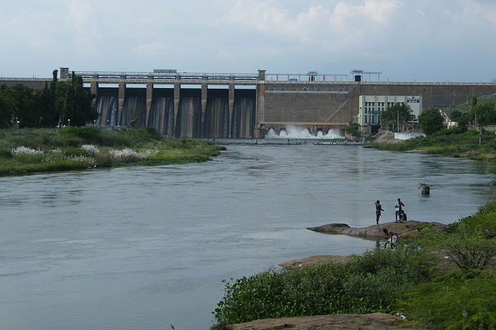 Sothupparai Dam