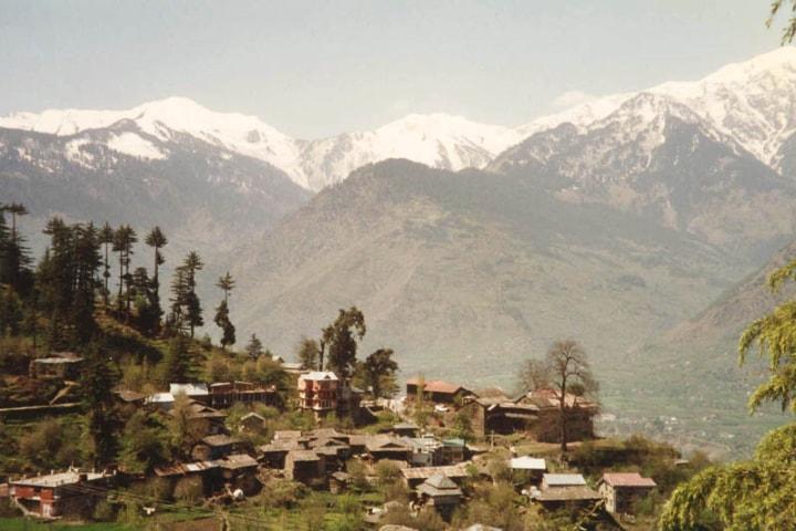 Naggar Village