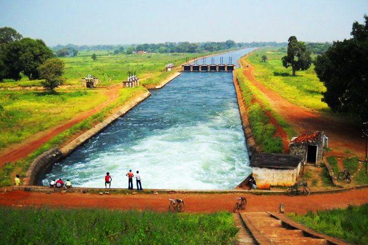 Tandula Dam