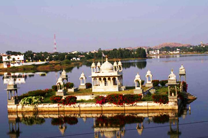 Gaib Sagar Lake