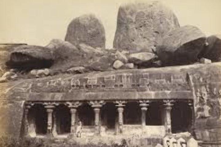 Panch Pandav Gufa Somnath