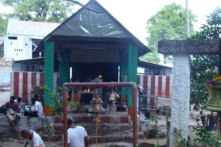 Sathuragiri Shiva Temple
